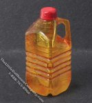 Dollhouse Scale Model Unlabelled Jug of Apple Cider