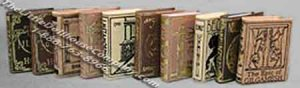 Miniature Reproduction Epic Poem Books for Dollhouses