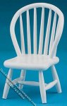 Miniature Windsor Side Chair for Dollhouses