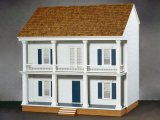 Plantation Dollhouse Kit