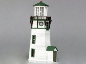 Real Good Toys LH100, New England Lighthouse Kit