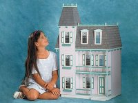Real Good Toys JM907, Alison Jr. Dollhouse Kit