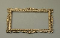 Dollhouse Scale Model Large Picture Frame