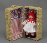 Raggedy Anne Doll by Patsy Thomas