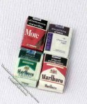 Pack of Cigarettes in Miniature