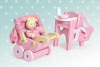 Rosebud Nursery Set