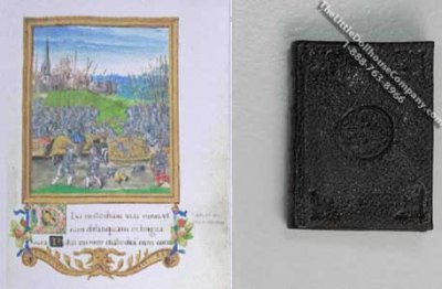 Miniature Book: 'Henry VIII Book of Hours'