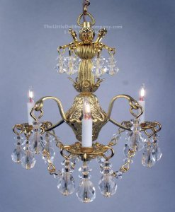 Miniature Bella Chandelier