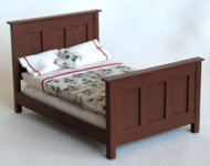 1:24 (Half) Scale Double Bed Kit