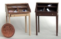 1:24 (Half) Scale Writing Desk Kit
