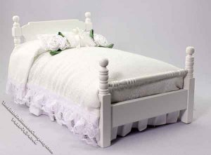 Dollhouse Girls Bed