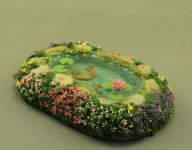 Little Pond by Judy (Miniature Creations)