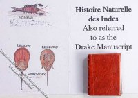 Dollhouse Scale Model Book Histoire Naturelle des Indes