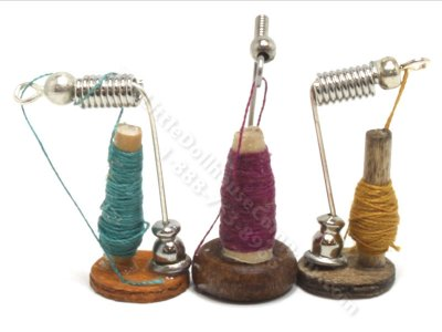 Miniature Thread Cone Stand by Taylor Jade
