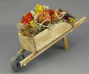 Halloween Fall Barrow by Taylor Jade
