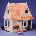 Greenleaf 8021, The Storybook Dollhouse Cottage Kit