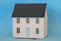 "1/144"" Scale Dollhouse of a Dollhouse Kit"