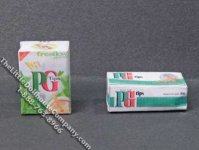 Miniature Box of P&G Tea Bags for Dollhouses (1/pk)