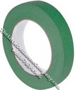 Green Painter\'s Tape