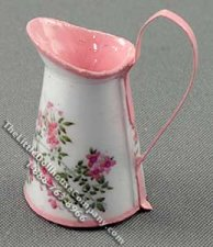 Dollhouse Scale Model Decorative Pitcher