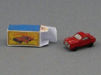 Matchbox Series Car