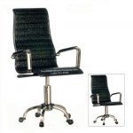 Miniature Black Office Directors Chair Dollhouses