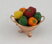 Vegetables by Sylvia Clarke