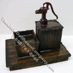 Miniature Old Water Pump