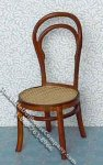 Miniature Thonet Bentwood Chair for Dollhouses