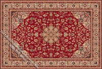 Dollhouse Scale Model Large Sized Traditional Rug