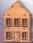 Miniature Grandpas Toy Dollhouse Kit for Dollhouses