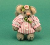 Dollhouse Scale Model Mouse