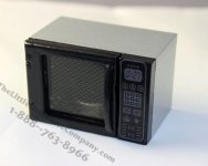 Dollhouse Scale Model Microwave