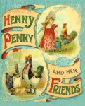 Miniature Book: Henny Penny and Her Friends