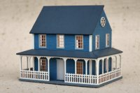 "1/144"" Scale Cottage Kit"