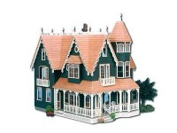 Greenleaf 8010, Garfield Dollhouse Kit