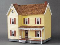 Real Good Toys 1700, Greenacres Dollhouse House Kit