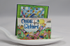 Miniature 'Chutes & Ladders' Board Game