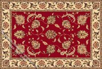 Dollhouse Scale Model Medium Sized Traditional Rug