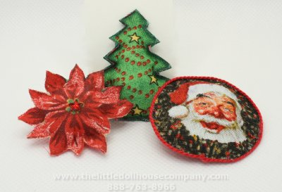 Miniature Christmas Pillow