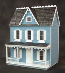 Real Good Toys JM401, Vermont Farmhouse Jr. Dollhouse Kit