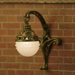 Dollhouse Scale Model Wall Sconce (pair)