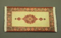 Dollhouse Scale Model Carpet-Keshan II