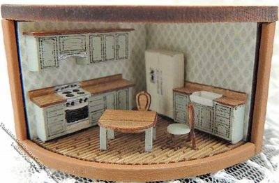 1//144th Sacle Dollhouse Miniature Rug