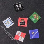 Miniature Bag of Drink Coasters for Dollhouses