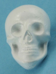 Miniature Skull for Dollhouses