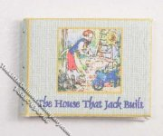 Miniature book: The House That Jack Built
