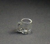 Dollhouse Scale Model Beer Mug