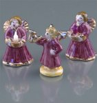 Porcelain Angel Figurines