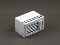 Dollhouse Scale Model Air-conditioner